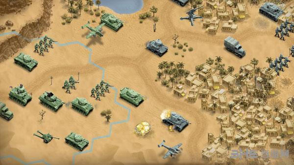 1943致命沙漠截图3