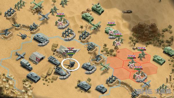 1943致命沙漠截图4