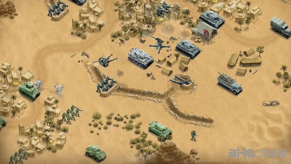 1943致命沙漠截图5
