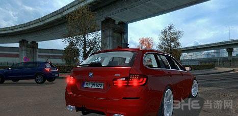 欧洲卡车模拟2v1.31宝马BMWM5TouringMOD截图0