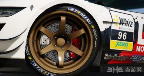 侠盗猎车手5新的客制化轮胎MOD截图0
