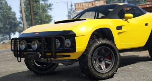 侠盗猎车手5新的客制化轮胎MOD截图1