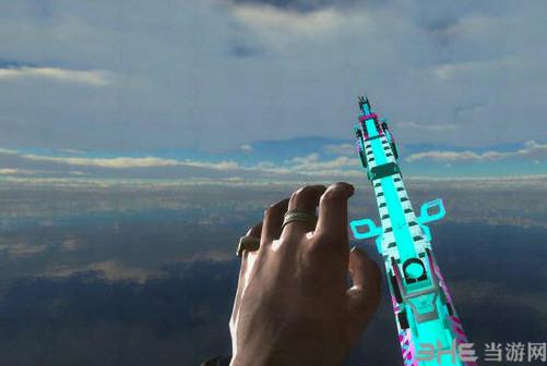 求生之路2初音未来R-101C突击步枪MOD截图2