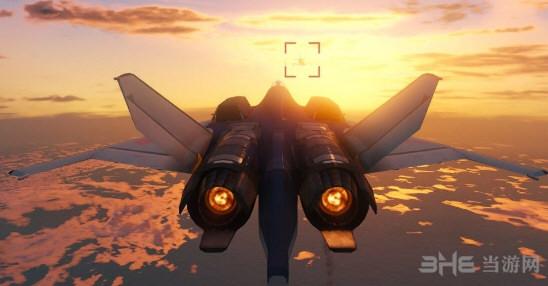 侠盗猎车手5 皇牌空战CFA-44战机  MOD截图1