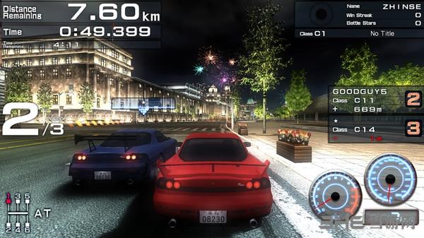 环状赛车GT截图0