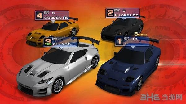 环状赛车GT截图4