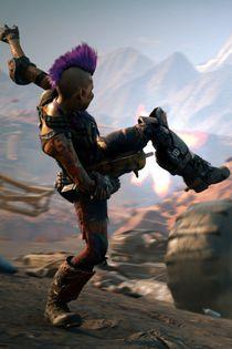 B社最新大作《狂怒2》先行游戏截图欣赏