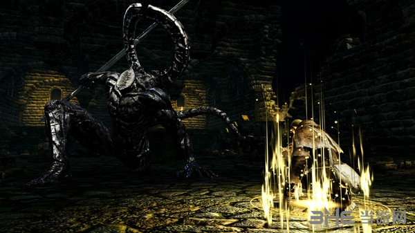 黑暗之魂重制版截图