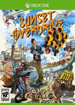 日落�^�d( Sunset Overdrive)�h化中文版