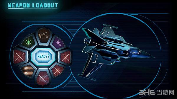 超级战斗机强化模式截图3