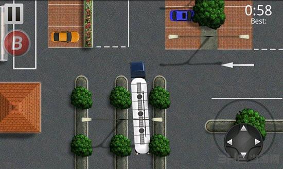 货车停车场