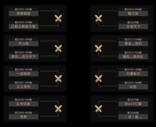 霸刀战神截图2