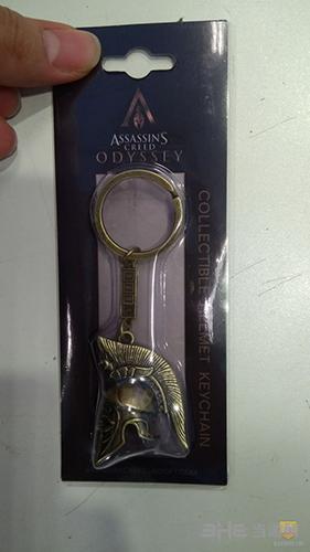 刺客信条奥德赛钥匙扣