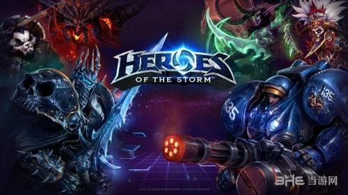 风暴英雄游戏图片