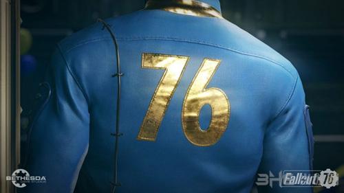 辐射76游戏宣传画面