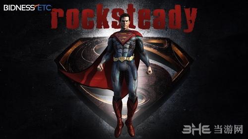 超人游戏封面