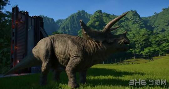 侏罗纪世界游戏截图2