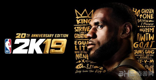 NBA2K19游戏宣传图