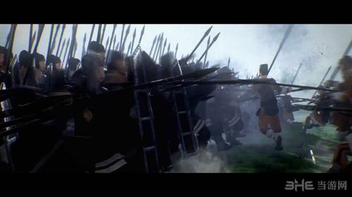 全面战争三国渲染画面5