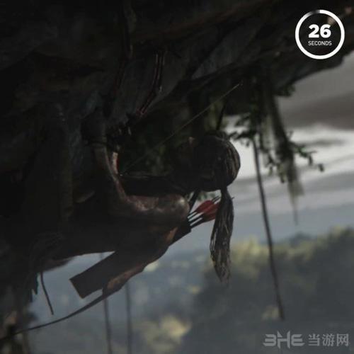 古墓丽影宣传片截图2