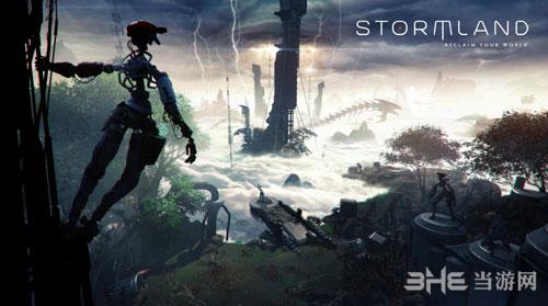 Stormland游戏截图2