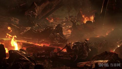 毁灭战士永恒视频画面2