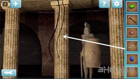 世界通关7第7关过环游逃脱密室第七关图解流程攻略495最搞笑史上游戏攻略图片