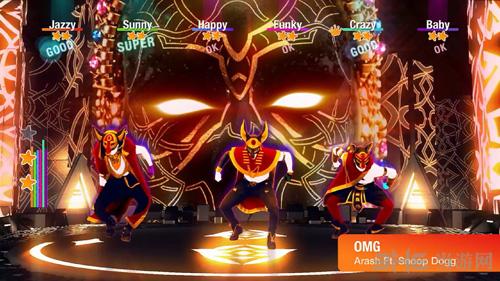 E3舞力全开游戏截图2