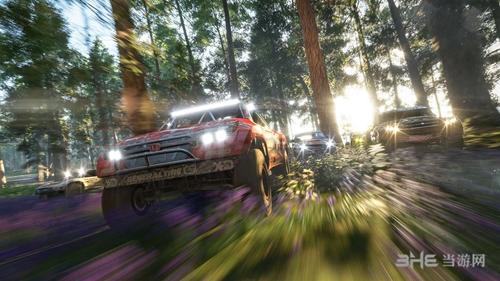 极限竞速地平线4游戏图片9
