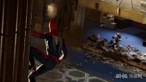 蜘蛛侠游戏图片2