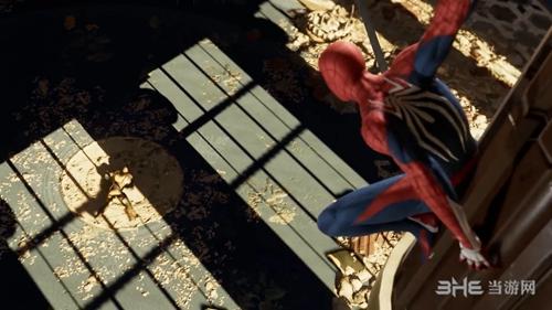 蜘蛛侠游戏图片3