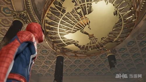 蜘蛛侠游戏图片4