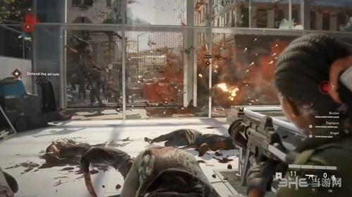 僵尸世界大战游戏图片3