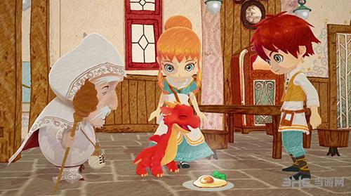 小龙咖啡馆游戏画面1