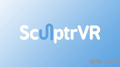 雕塑VR游戏宣传封面