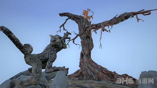 雕塑VR游戏截图1
