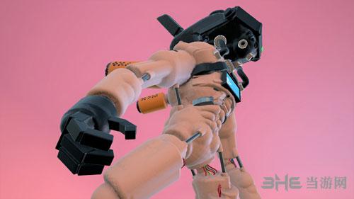 雕塑VR游戏截图2