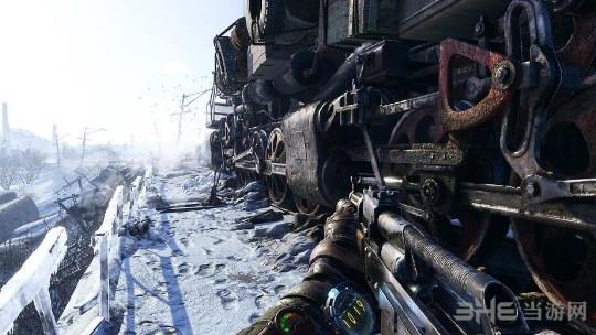 地铁:离去游戏截图2