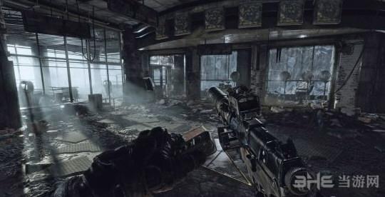 地铁:离去游戏截图8