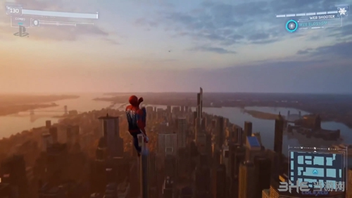 PS4蜘蛛侠截图1