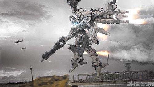 装甲核心机甲