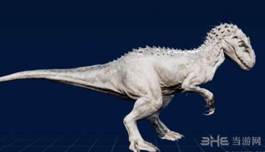 侏罗纪世界进化暴虐龙图鉴 狂暴龙属性介绍 暴虐龙