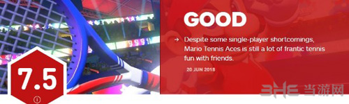 马里奥网球1