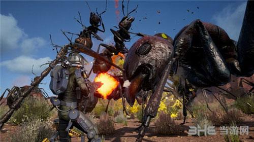 地球防卫军:铁雨游戏宣传图2