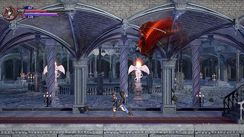 血迹夜之仪式游戏画面
