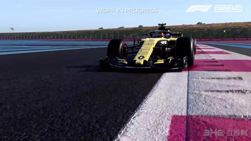 F1 2018预告视频画面2