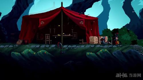 亡灵诡计游戏画面1