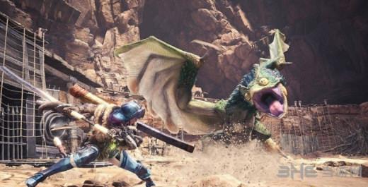 怪物猎人世界游戏截图6