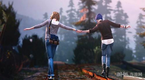 奇异人生2游戏画面