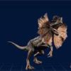 侏罗纪世界进化双冠龙